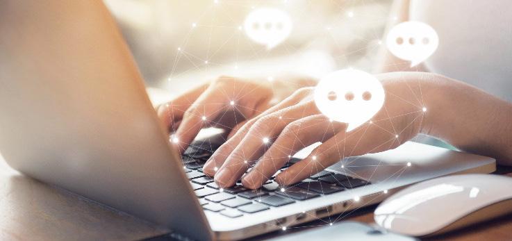 ICAS Sanactive |Beratung via Live-Chat für Mitarbeiter